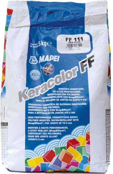 Mapei Fugenmasse Keracolor FF Flex 5kg-Geb.