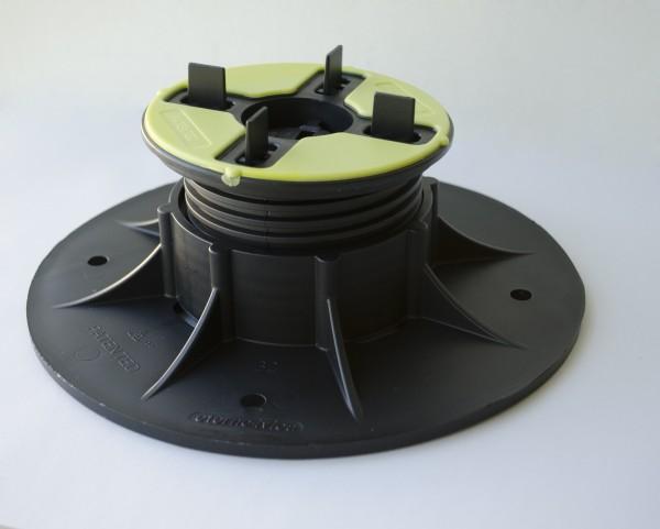 Stütze Stelzlager selbstnivellierend 50 - 75 mm