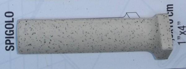 Außenecke Spigolo esterno zu Gewerbefliese Beige Mix 2,5 x 10 cm