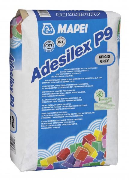 Mapei Adesilex P9 grau Flexmörtel Spezial Fliesenkleber