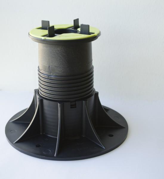 Stütze Stelzlager selbstnivellierend 120- 170 mm