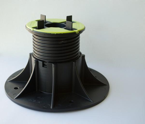 Stütze Stelzlager selbstnivellierend 75 - 120 mm
