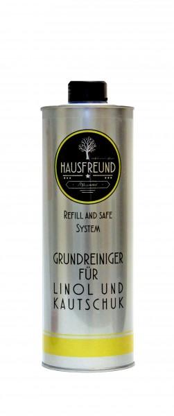 Hausfreund Grundreiniger für Linol und Kautschuk 1 Liter