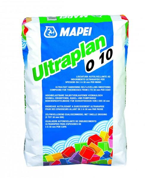 Mapei Ultraplan O 10; 25 kg-Geb. selbstverlaufende Bodenspachtelmasse für Schichtdicken von 1-10 mm