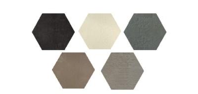 déchirer decor mosaico random 21,4 x 44,4 cm 5 Stk Paket