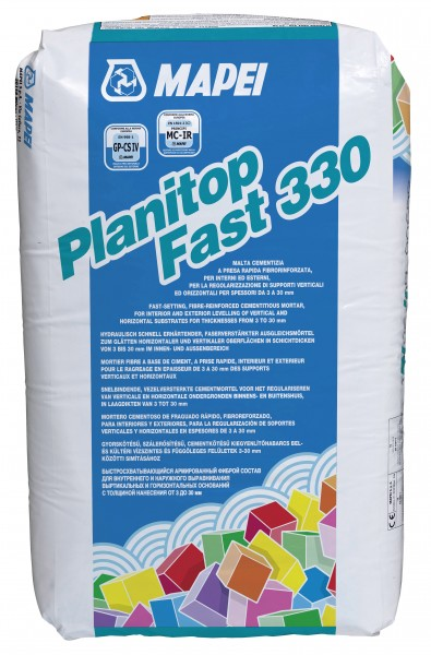 Mapei Planitop Fast 330 25kg-Geb.