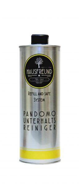 Hausfreund Pandomo-Unterhaltsreiniger., 1 Liter
